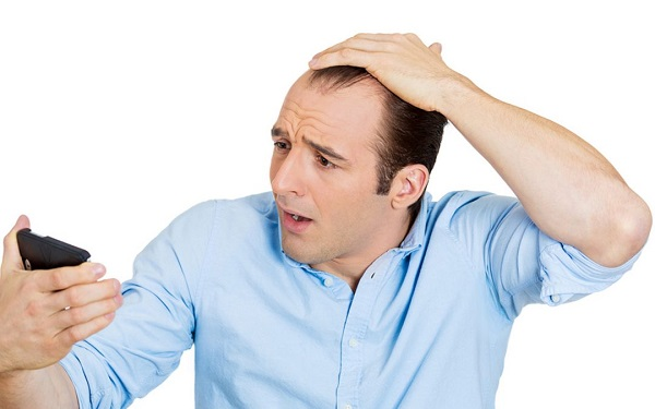 Deal with Hair Loss Due to Stress 2