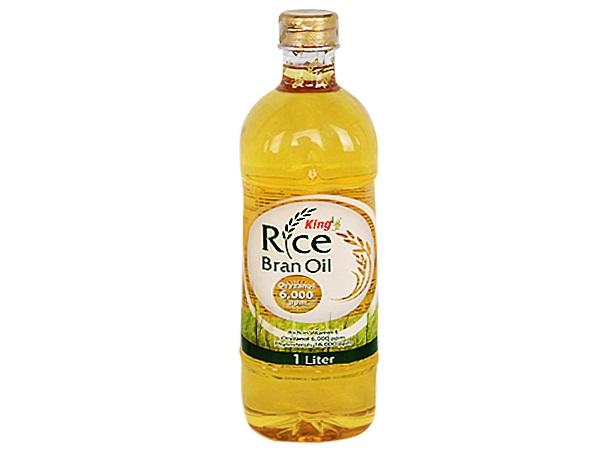 King's Rice Bran Oil