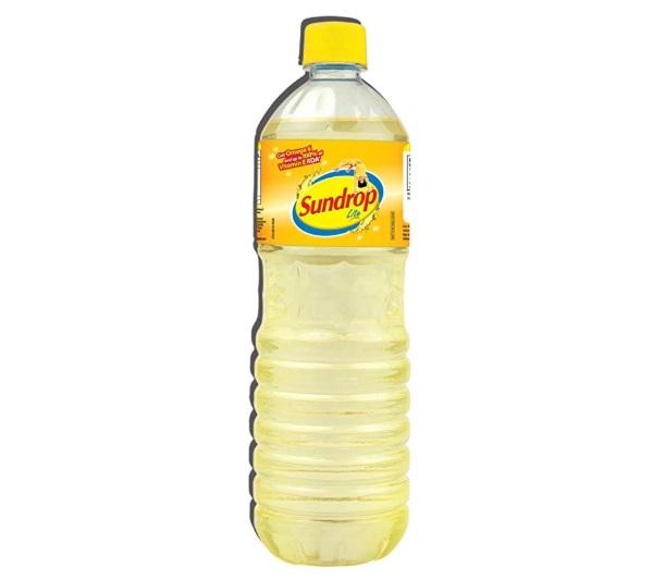 Sundrop Lite sunflower oil