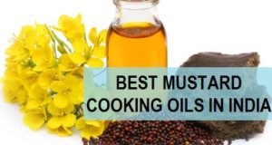 best mustard cooking oils in india