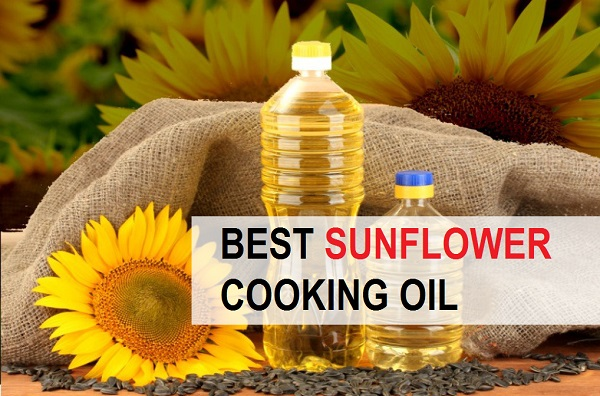 best sunflower oils for cooking in india