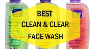 Best Clean & Clear Face Wash for Oily skin, Dry skin and Acne prone skin types in India