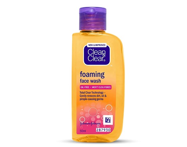 Clean & Clear Facial Wash