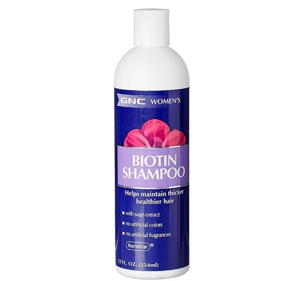 GNC Women's Biotin Shampoo