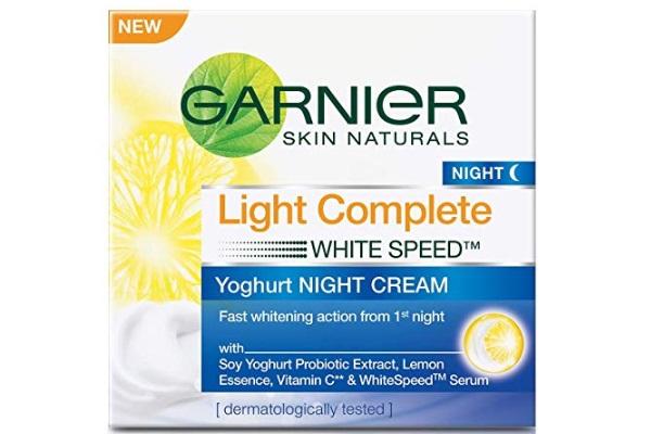 Garnier Skin Naturals Light Complete Night Cream