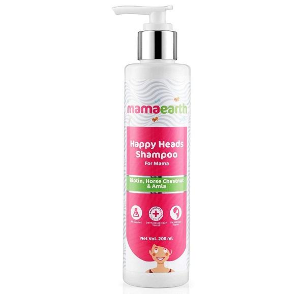Mamaearth Happy Heads Hair Shampoo