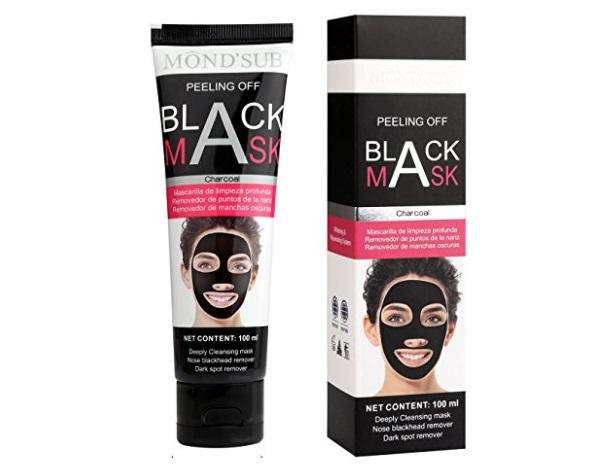Mond'sub Peel Off Blackhead Remover Black Mask