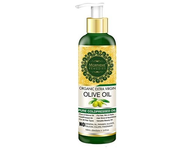 Morpheme Remedies Organic Extra Virgin Olive Oil