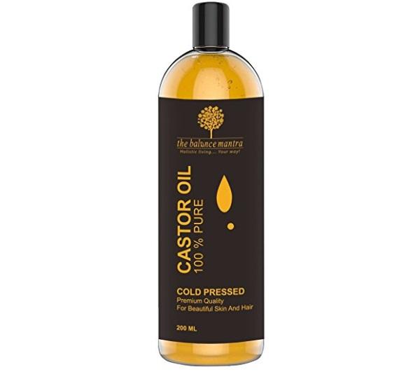 The Balance Mantra Cold Pressed Castor Oil