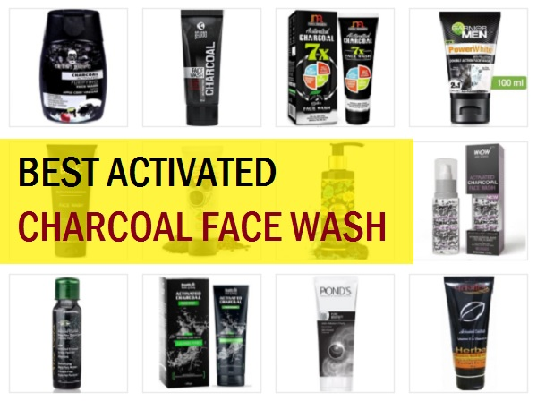 best activated charcoal face wash in india