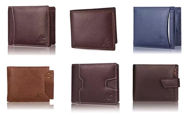 hornbull wallets for men