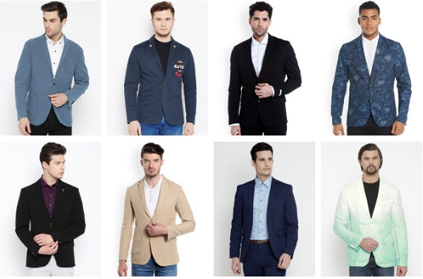 jack and jones blazers for men