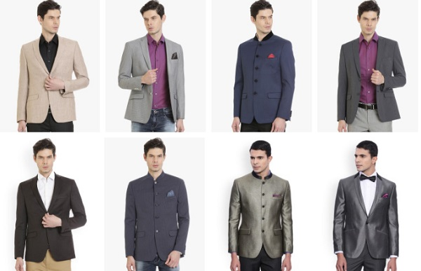 suitltd blazers for men
