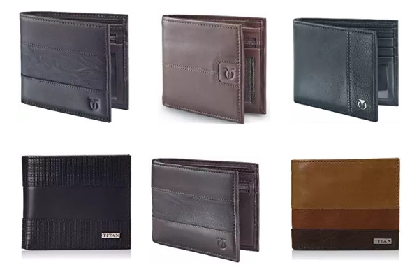 titan wallets for men