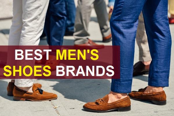 Best Men's Shoe Brands in India