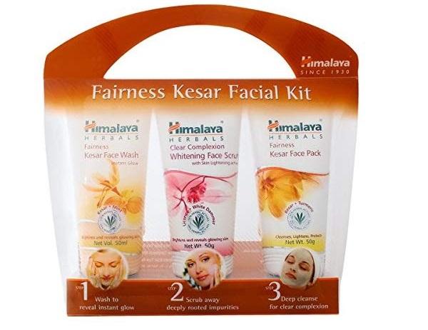 Himalaya Herbals Fairness Kesar Facial Kit