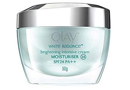 Olay White Radiance Brightening Intensive Cream Moisturizer