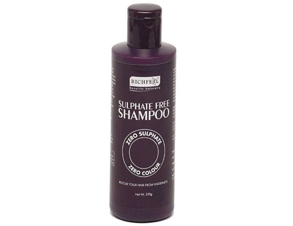 Richfeel Sulphate Free Shampoo