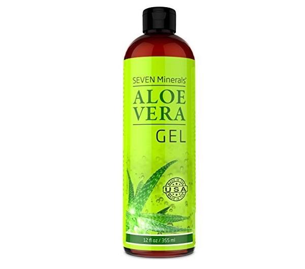 Seven+Minerals Aloe Vera Gel