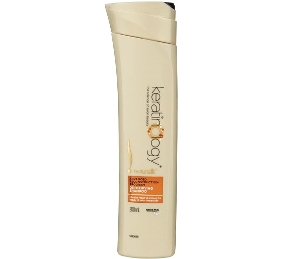 Sunsilk Keratinology Detoxifying Shampoo