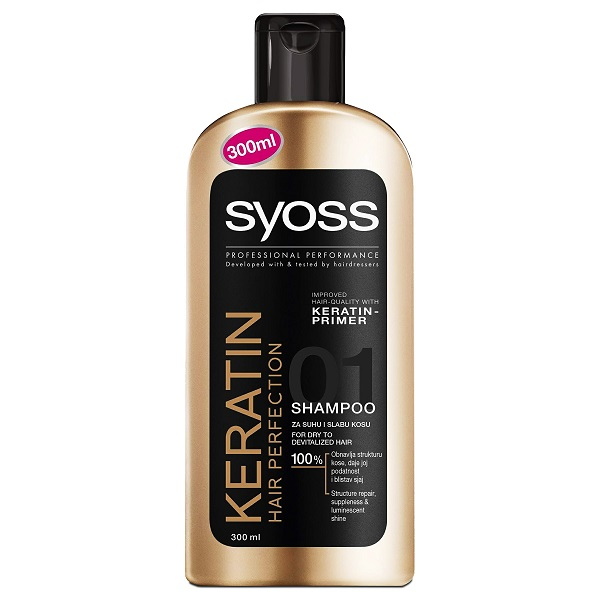 Syoss Keratin Hair Perfection Shampoo