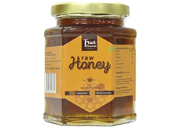 True Elements Raw Honey