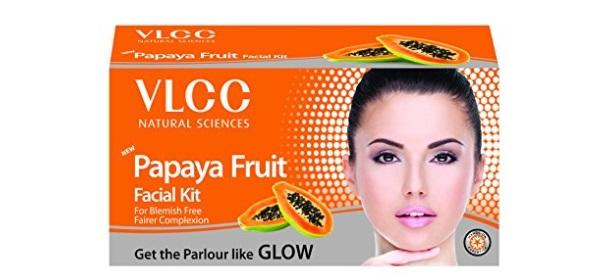 VLCC Papaya Fruit Facial Kit (2)