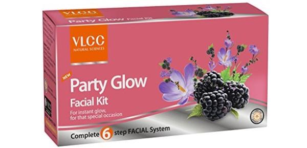 VLCC Party Glow Facial Kit (2)