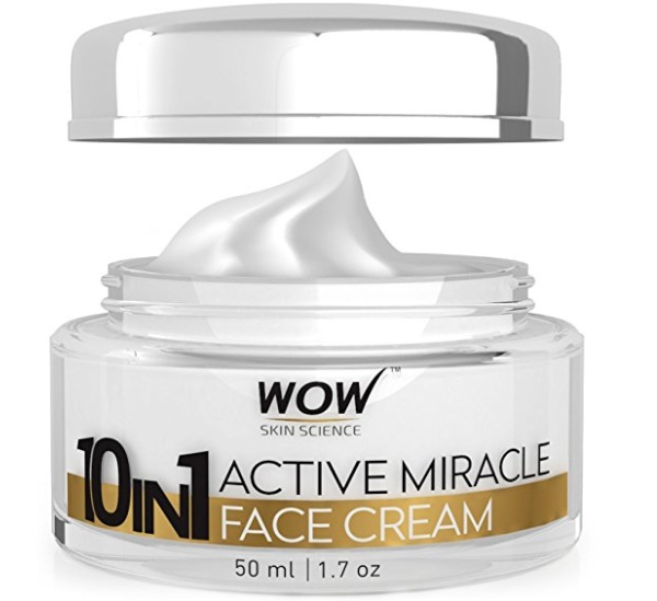 WOW 10 in 1 Active Miracle Day Cream