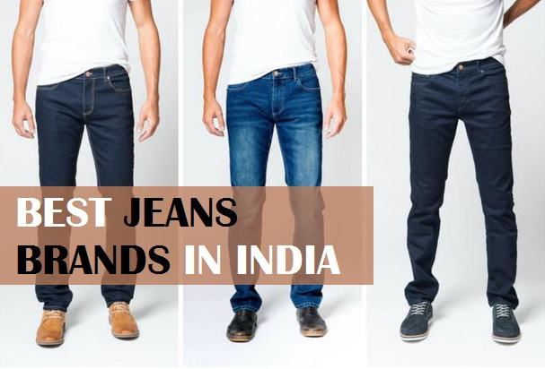 07bbeaba Top 12 Best Jeans Brands in India with Name List: 2019