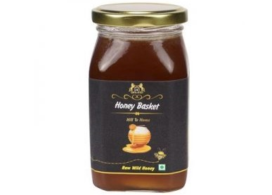 honey basket raw organic honey india