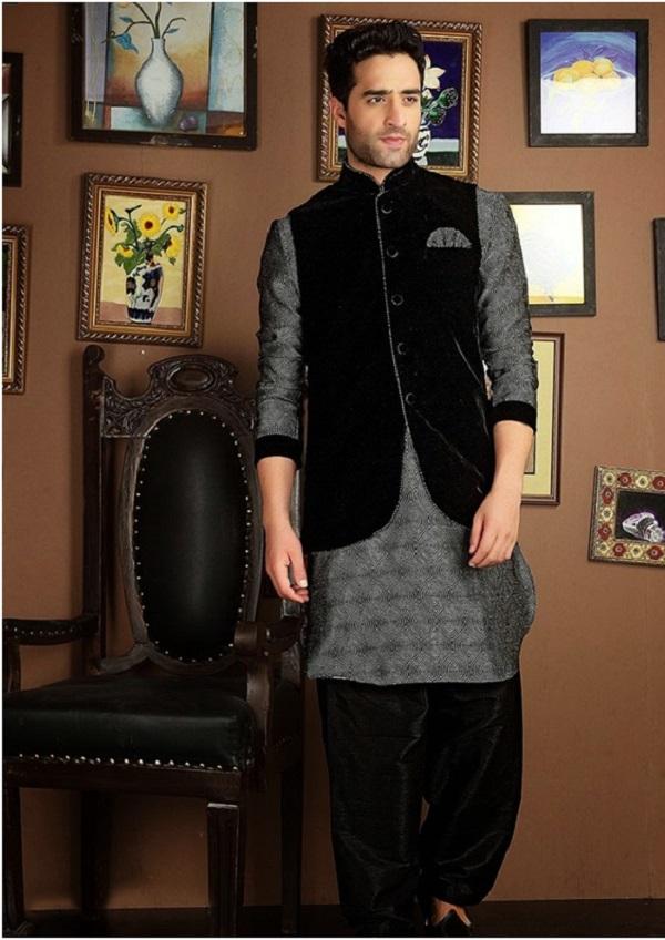 13 Latest Kurta Pajama Designs For Men In India 2018