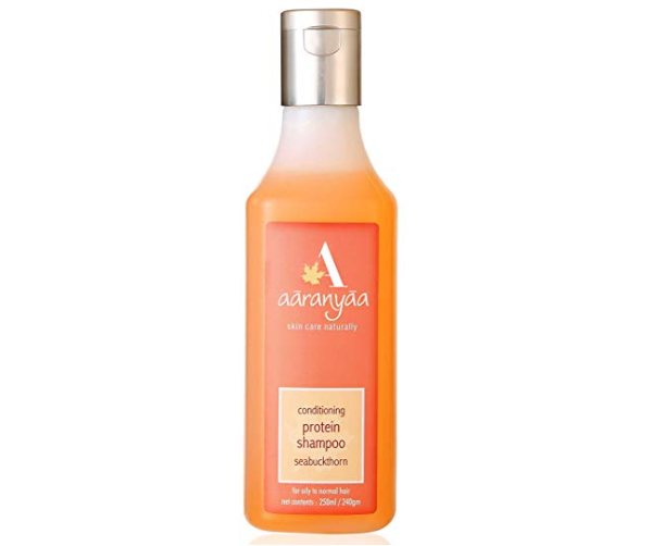Aaranyaa Conditioning Protein Shampoo with Seabuckthorn