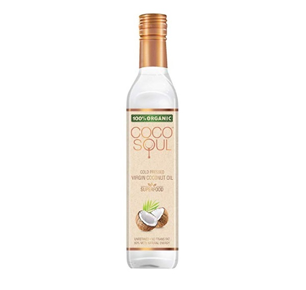 Coco Soul Cold Pressed Organic Virgin Coconut Oil