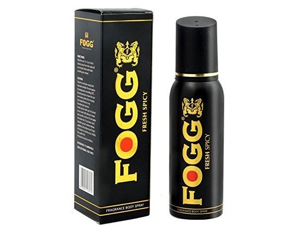 Fogg Fresh Spicy Black Series For Men