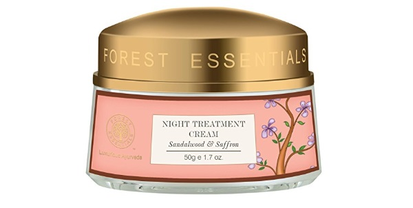 Forest Essential Night Treatment Cream