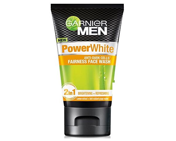 Garnier Men Power White Face Wash