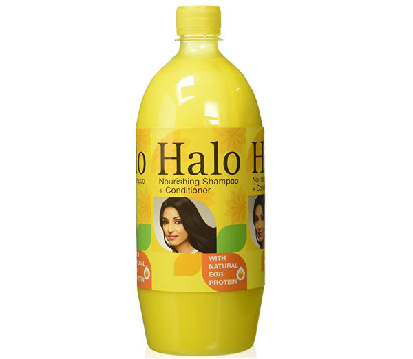 Halo Nourishing Shampoo with Natural Egg Protein