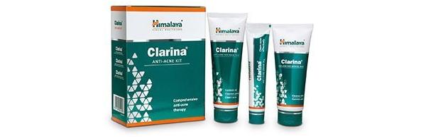 Himalaya Clarina Anti-Acne Kit