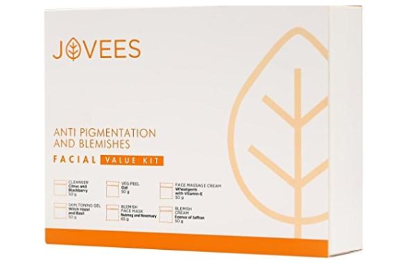 Jovees Anti Pigmentation & Blemishes Kit