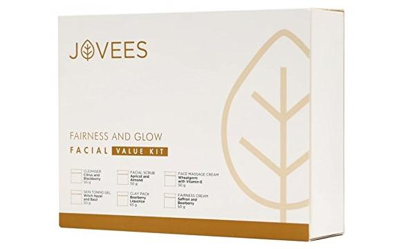 Jovees Fairness and Glow Facial Kit