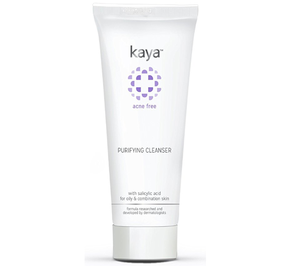Kaya Skin Clinic Acne Free Purifying Cleanser with salicylic acid