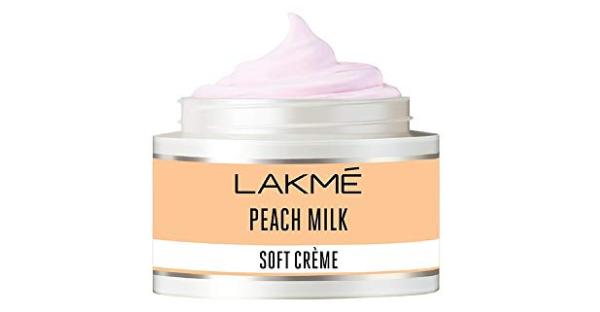 Lakme Peach Milk Soft Creme Moisturizer