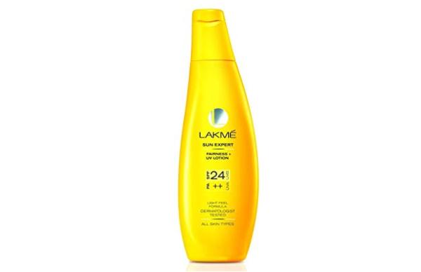 Lakme Sun Expert SPF 24 PA Fairness UV Lotion