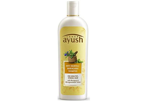 Lever Ayush Anti Hairfall Bhringaraj Shampoo