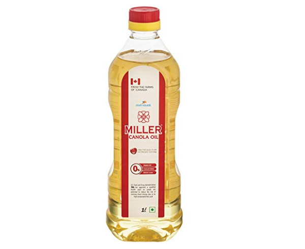 Miller Canola Oil