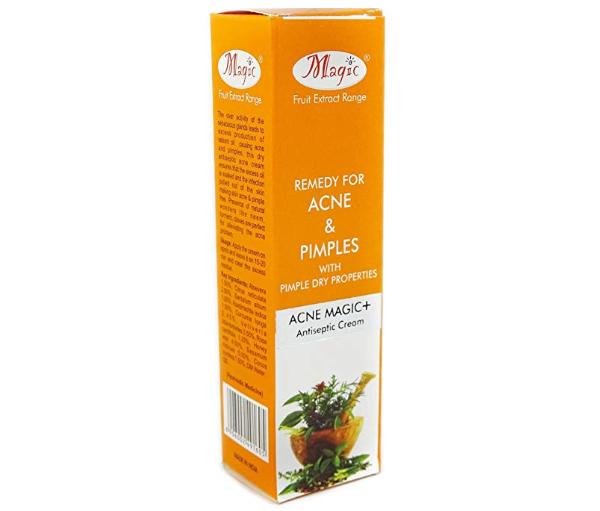 Nature's Essence Magic Fruit Extract Acne Magic + Antiseptic Cream