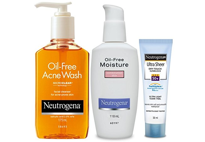 Neutrogena Acne Prone Skin Combo