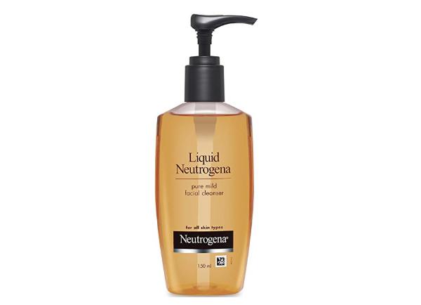 Neutrogena Liquid Neutrogena Mild Facial Cleanser