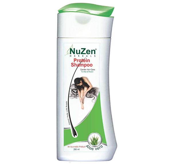 Nuzen Protein Shampoo